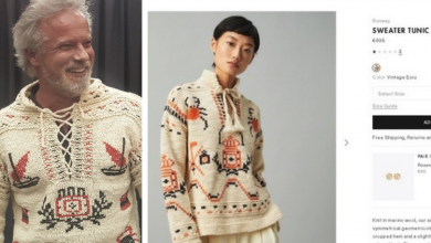 Photo of Portugal wants to sue the American brand that copied the traditional design of the sweaters – Ora Pois