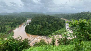 Photo of dang Gujarat monsoon travel destinations Gira waterfall necklace–