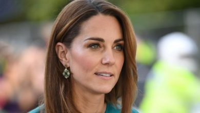 Photo of Kate Middleton dressed in stunning outfit